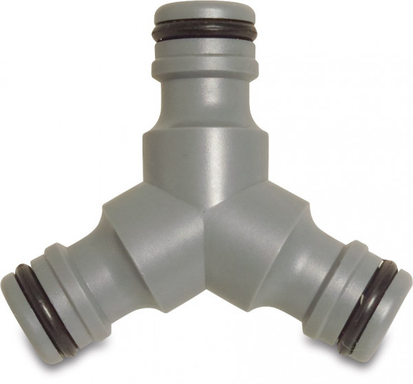 Hydro-Fit 3-way click connector